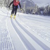 Cross-country skiers can benefit from year-round conditioning.