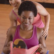 Resistance bands are highly effective for strengthening ankles and wrists.
