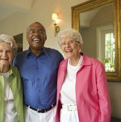 Exercise is critical for any senior citizen's health.
