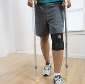 Walking on crutches is a form of aerobic exercise.