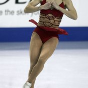 Jumping is a key component in all types of figure skating.