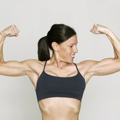 Building muscle can help women burn more calories and fend off disease.