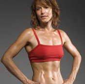 Regular exercise allows you to gain lean muscle.