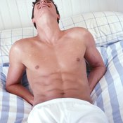 Stretch your upper pecs and anterior deltoids regularly.