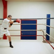 Young boxers may compete in Golden Gloves competitions.