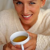 Herbal teas like red root and cleavers can support lymphatic function and help cleanse the body.