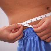 Measure your waist to determine if you need to lose weight.