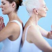 Yoga improves health at any age.