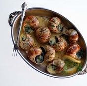 Escargot is rich in protein.