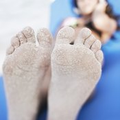 Several muscles support the arches of your feet.