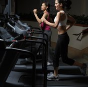A treadmill is an easy way to fit in fat-burning intervals.