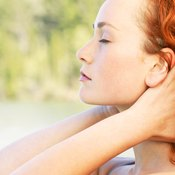 Paced breathing can help relieve stress.