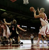 Attacking a zone correctly can lead to a wide-open shot.