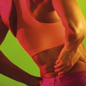 You can reduce the incidence of strained back muscles with proper stretching.