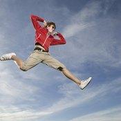 Plyometric exercises increase leg power.