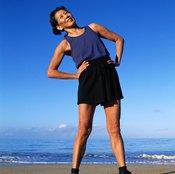 Hip rotator exercises improve strength, balance and posture.