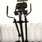 You can pedal backwards on an elliptical machine to target different muscles.