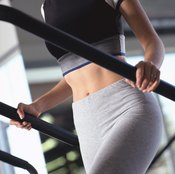 Stair climbing is an intense and challenging activity that can burn calories quickly.