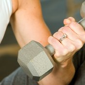 The cable chest press and dumbbell press each offer unique benefits.