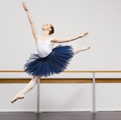 High-impact exercises, such as the jumps in dance classes, stimulate new bone growth.