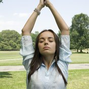 Deep abdominal breathing strengthens your diaphragm.
