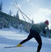 Nordic skiers suffer from tight hip flexors because of the constant hip flexion required to propel them forward.