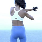 Warming up prepares you for strenuous exercise.