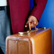 The suitcase exercise is more than just a walk through the airport.