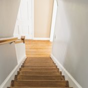 Your knees take a lot of stress going down stairs.