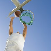 Shooting a basketball requires the muscles of your upper body to work together.