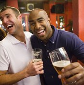 Exercise is one factor in higher alcohol tolerance.