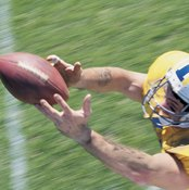 Focus, timing and good hands are requirements for any wide receiver.