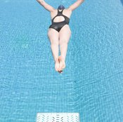 Diving boards vary in type and use.