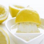 Lemon juice is low in calories and high in nutrients.