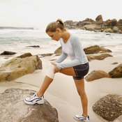 Strength training is very beneficial for weak or bad knees.