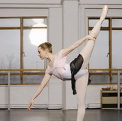 Shapely, not bulky, leg muscles are what set dancers apart.