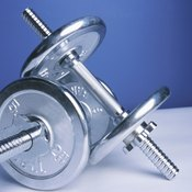 Dumbbells offer more grip options for the row exercise.