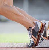 Your calf muscles extend and flex your feet.