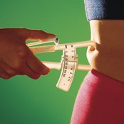 Your rate of fat gain depends on your diet and level of activity.