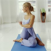 Ardha Matsyendrasana, or Half Spinal Twist, leaves the practitioner with an enhanced state of well-being.