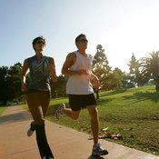 Muscular endurance determines how long you can perform aerobic activities before getting tired.