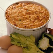 Casserole is a good example of a make-ahead Weight Watcher meal.