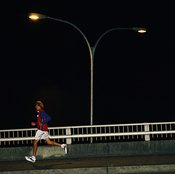 Exercising at night is better for your body than being sedentary.