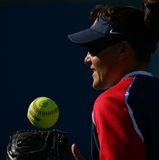 The softball knuckleball requires the same basic technique as the hardball version.