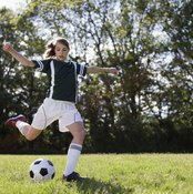 Strong hip flexor improve kicking abilities.