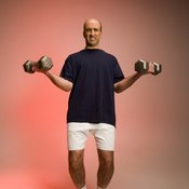 Weight lifting, cardiovascular exercise and other forms of physical training can all improve health.