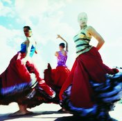 Flamenco proves that exercise doesn't have to be a bore.