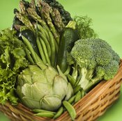 Vegetables have more soluble fiber than most fruits.