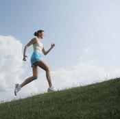 Climbing steep hills burns more calories than climbing gentle hills.