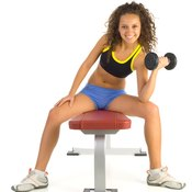 Strength training will improve your performance on the netball court.